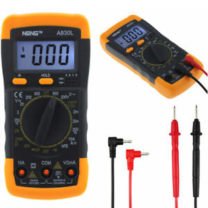 ANENG-Digital-Voltmeter-Ammeter-Ohmmeter-Multimeter-Volt-AC-DC-Tester-Meter