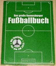 NEU, OVP - Das große Ravensburger Fußballbuch - Mit Spielplan für die EM 2012