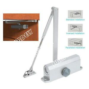 New! Durable Auto Hydraulic Arm Door Closer Mechanical. Barn Door Closets. Storage Garage Ideas. Garage Man Door. French Door Hardware. Installing Garage Doors. Sliding Door Hardware Manufacturers. Best Garage Door Rollers. Rubber Door Stops