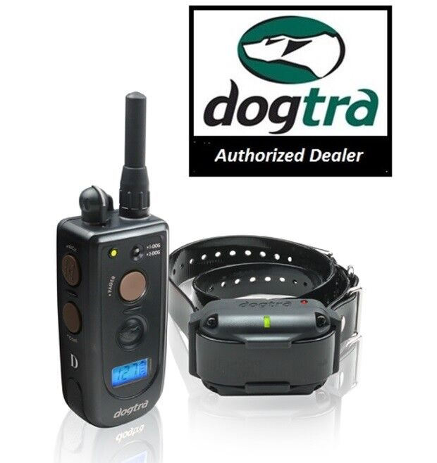 Dogtra 2300NCP Advance Remote Dog Training Collar 3 4 mile 1-2 Hunde EXPANDABLE