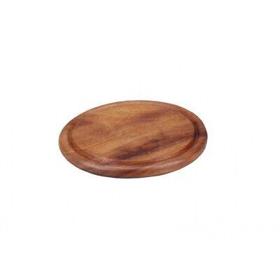 Imperdibile tagliere tondo legno diametro cm 40 porta affettati salumi crostini