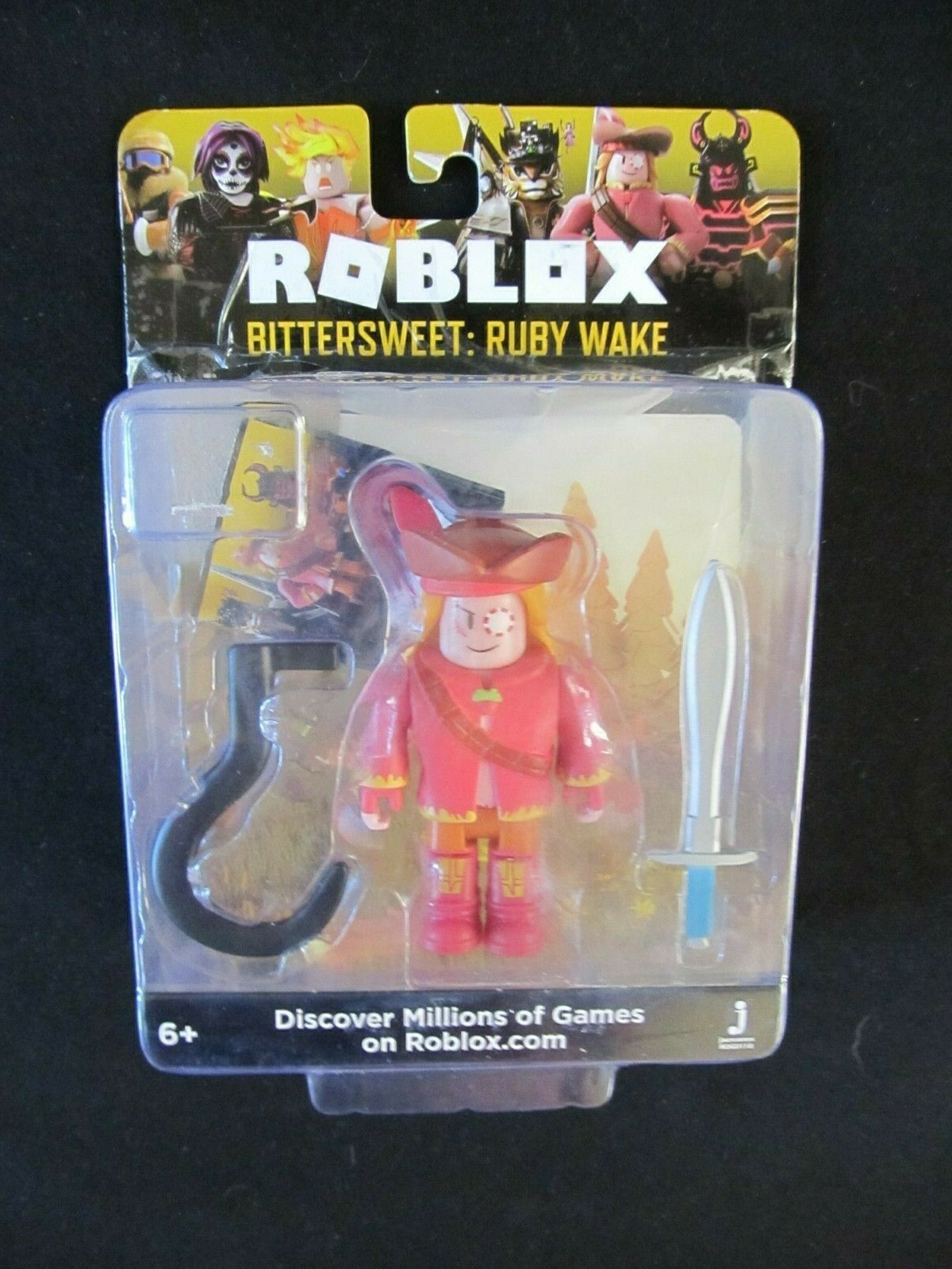 Roblox Lord Umberhallow Figure Pack Amazon Mỹ Hangmy Fptshop Roblox 2019 Bittersweet Ruby Wake 3 Inch Figure New No Code For Sale Online
