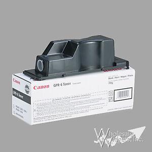 Genuine-Canon-GPR6-Black-Toner-imageRUNNER-2200-2800-3300-6647A003AA-GPR-6-GPR