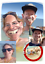 thumbnail 8 - Digital caricature from photo like examples, 1 person Full Color Fathers Day