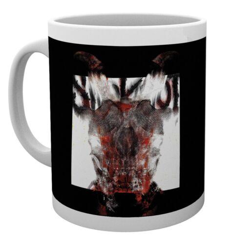 300 ml Céramique Café Petit Déjeuner Tasse Slipknot DEVIL Rock Heavy Metal 10 oz environ 283.49 g
