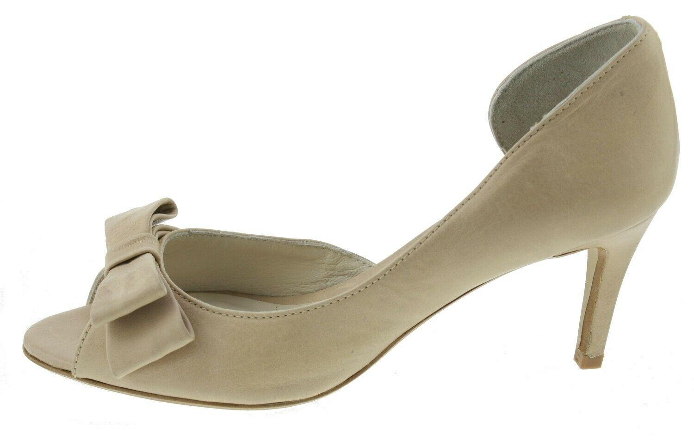 Marta Jonsson 4052 Sandalettes Cuir Beige 174937