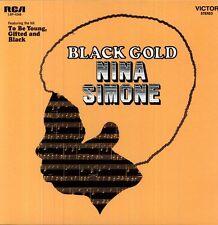 Nina Simone - Black & Gold [New Vinyl] 180 Gram
