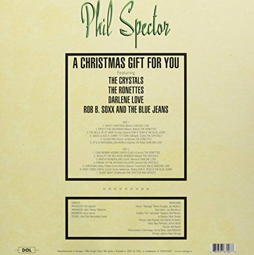 A Christmas Gift for You [VINYL]