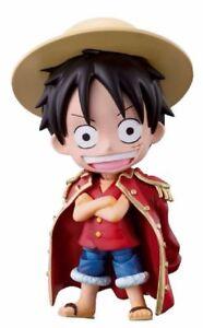 Chibi-arts Une Pièce Singe D Luffy Figurine Articulée Bandai Tamashii Nations