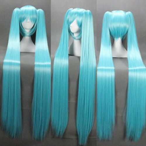 Anime Vocaloid Miku Hatsune Cosplay Costume Halloween Party Props Dresses Sets