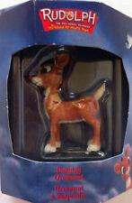 * Rudolph  * Ornament Rudolph Island of Misfit Toys Enesco