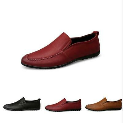 Men/'s Shoes Sneakers Breathable Loafers Slip On Sports Casual Boat Walk hai12