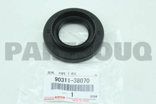 FOR REAR DIFFERENTIAL CARRIER 90311-38070 OIL 9031138070 Genuine Toyota SEAL