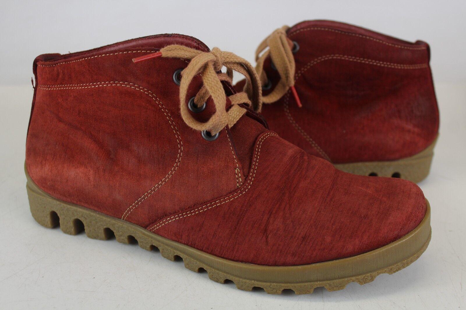 Think chaussures femmes Chaussure Lacée Bottines Taille 38 excellent état très belle (AW 44)