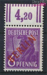 Berlin-West-22-postfrisch-1949-Rotaufdruck-8894223