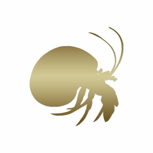 Hermit Crab ebn4176 Multiple Colors /& Sizes Vinyl Decal Sticker