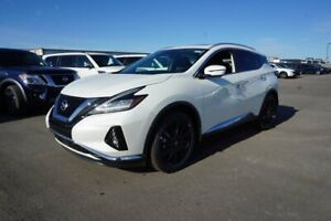 2020 NISSAN MURANO in White, Variable Transmission