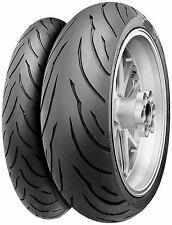 Conti-Motion 120/70-17 Front 180/55-17 Rear Continental Motorcycle Sport Tires