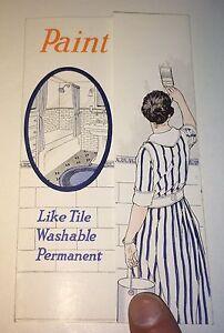 Antique-Vintage-American-Hampden-Sunray-Mill-Oil-Paint-Advertising-Brochure