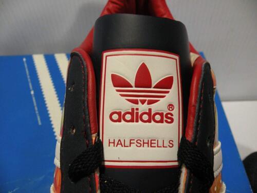 Uomo Taglia Adidas Nuovo Atlanta City shells 12 Half 058259 Sneakers Low Scarpe Bianco YwYRvq