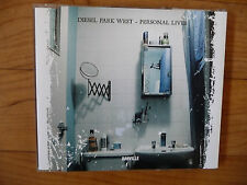DIESEL PARK WEST Personal Lives 2007 Three Track CD  NEW