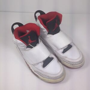 best service f0d35 c8b0b Image is loading AIR-JORDAN-SON-OF-MARS-SZ-9-5-