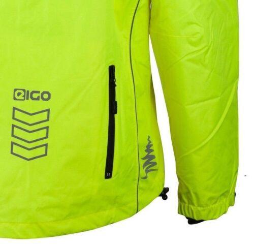 EIGO DELTA MOUNTAIN BIKE JACKET WATERPROOF WINDPROOF CYCLE CYCLING MTB