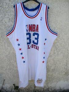 2019 DernièRe Conception Maillot Basket Nba All-stars Larry Bird Retro Vintage Shirt Jersey Made Usa 56 Prix De Vente