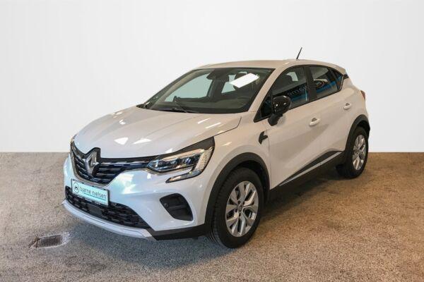Renault Captur 1,0 TCe 100 Zen billede 0