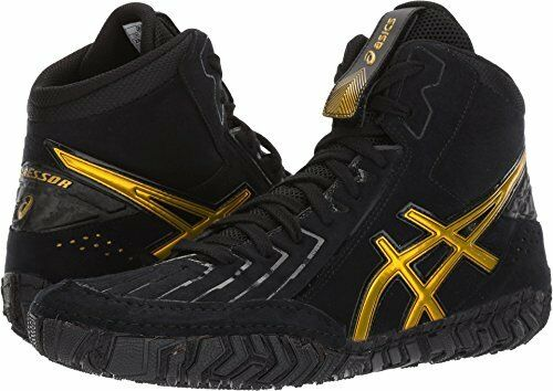 ASICS J601Y.9094 Mens Aggressor 3 Wrestling-Shoes- Choose SZ/Color.