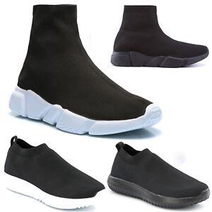 Scarpe-Da-Ginnastica-Uomo-Donna-Sneakers-Corsa-Sport-Palestra-Tipo-Speed-s105