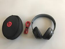Genuine Beats by Dr. Dre SOLO2 Solo 2 Wired On-Ear Headphones - Black