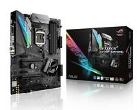 Asus Rog Strix Z270f Gaming Intel Lga 1151 Atx Motherboard Usb Type C Rgb Led