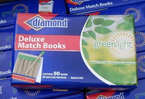 50 Plain Allumettes Match Livres Anniversaire Wholesale commercial dépanneur