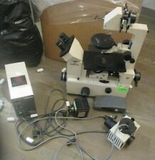 Olympus Microscope Imt 2 Power Supply Bh2 Rfl T3 Lamp Phase Contrast Ulwcd 030