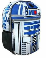 Disney Star Wars R2d2 On Patrol 16 Backpack With Lights And Sounds Effects