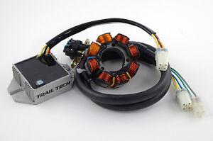 Trail-Tech-Stator-Kit-40-Watt-DC-Honda-CRF250X-2004-2016-Replacement