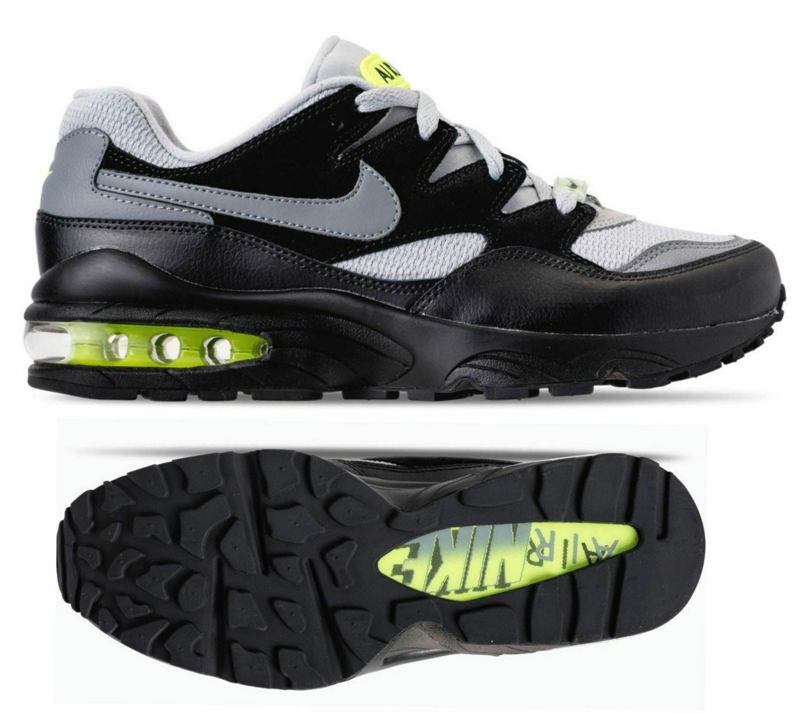 New NIKE Air Max 94 Mens Athletic Sneakers shoes Size 10