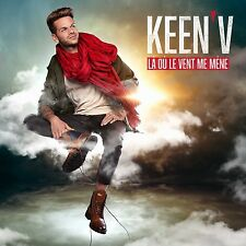 KEEN'V - LA OU LE VENT ME MENE (EDITION COLLECTOR)  CD NEW+