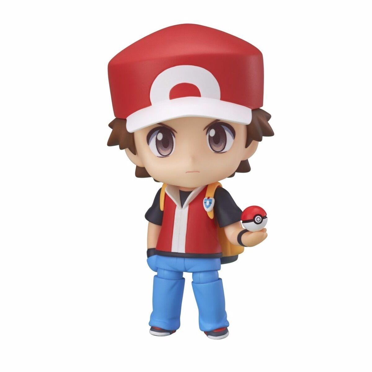 NendGoldid 425 Pokemon rot Figura Nueva de Japón