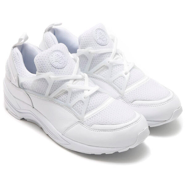 NIKE AIR HUARACHE LIGHT 306127-111 Colore Bianco - Limited Edition