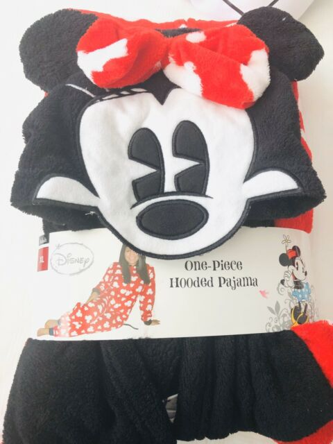 Minnie Mouse Briefs Sizes S Ladies Grey Cotton M L