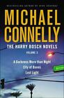 A Darkness More Than Night, City of Bones, Lost Light Vol. 3 by Michael Connelly (2010, Hardcover)