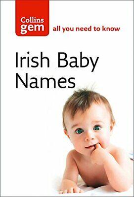 Irish Baby Names (Collins Gem) by Cresswell, Julia ...