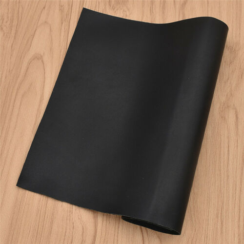 A4 Soft Smooth PU Leather Vintage Synthetic Fabric for Bows Earring DIY Craft