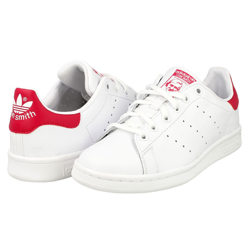 adidas Originals STAN SMITH - Sneakers basse B32703 colore rosa