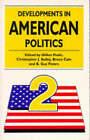 Developments in American Politics by Palgrave Macmillan (Paperback, 1994)