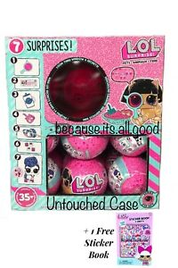 Lol Surprise Pets Series 4 Wave 2 Eye Spy Case Box 18 Ball Doll 2