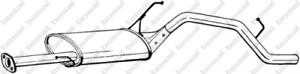 Endschalldämpfer für Abgasanlage BOSAL 284-147