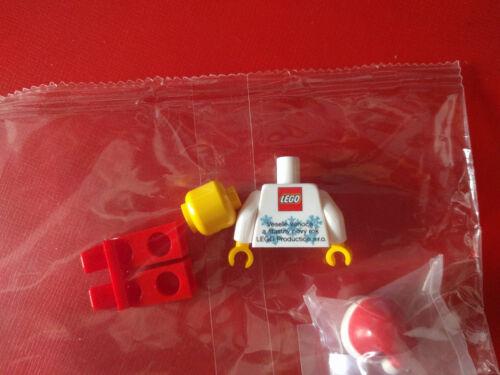 LEGO Kladno factory Minifigure Christmas 2015PF2016SEALEDNEW